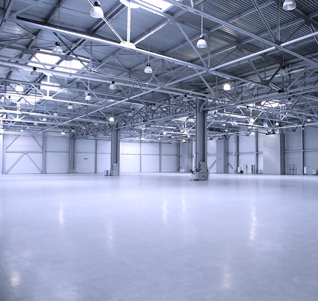 Industrial Floor Contractors Edmonton