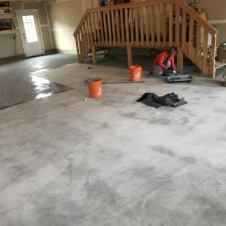 best garage floor coating