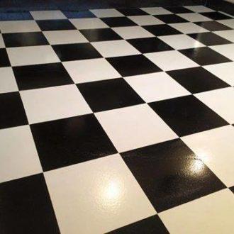 custom floor coating edmonton