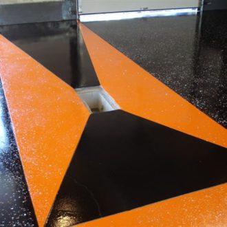 edmonton custom floor coating