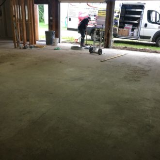 concrete floor coating preparation
