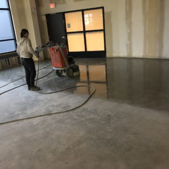 concrete polishing edmonton